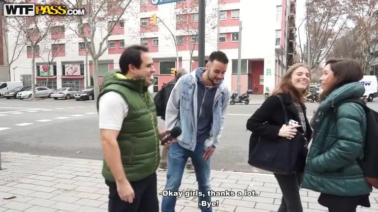 Penelopa (Озорной реальный секс на улице с бессовестными девчонками - 09.04.16)