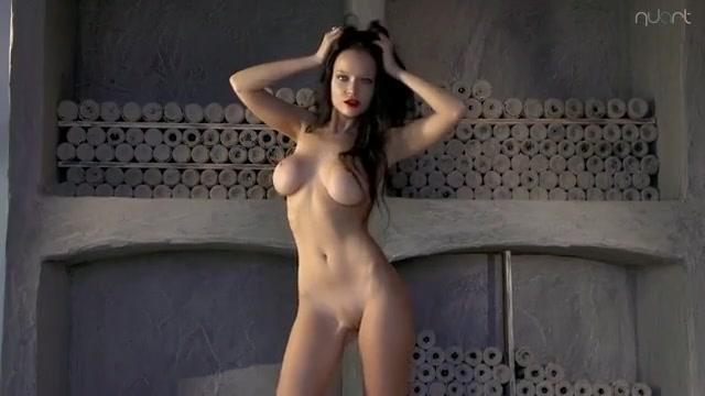 Ukraine babe naked sexy moves